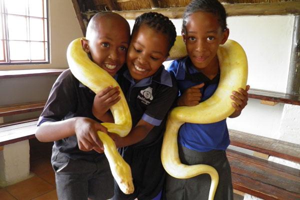 Trip to Croc City - Paddingtons Nursery School Midrand