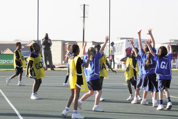 Mini Netball & Soccer Festival - Glen Austin Primary Midrand