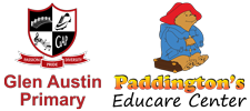 Glen Austin Primary School Midrand | Paddington's Educare Center Logo
